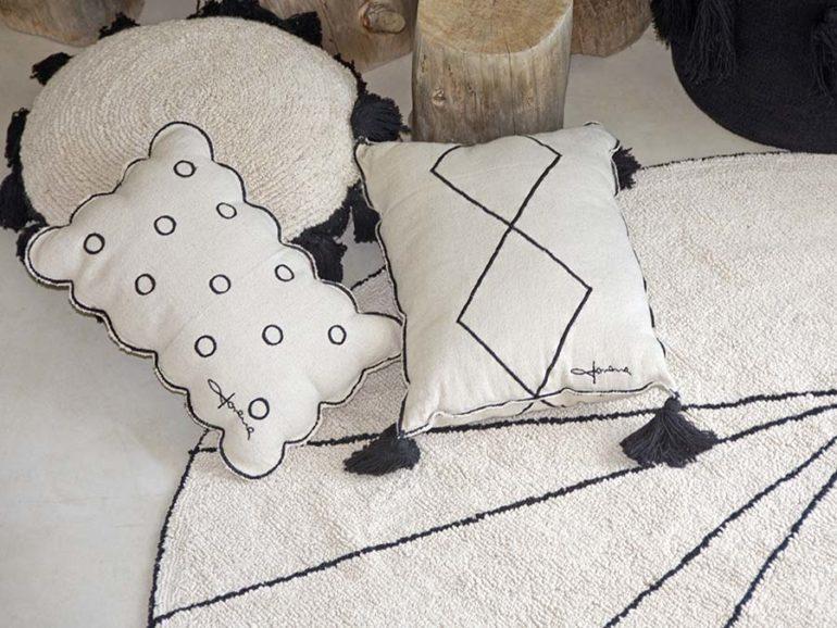 Alfombras lavables y alfombras de lana de lorena canals - Lorena canals alfombras ...