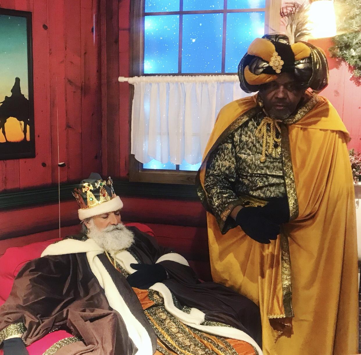 Cuento de Navidad para Contar la Historia de los Reyes Magos